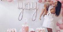 Synttärit - Birthday / Lasten syntymäpäiviä on ihana suunnitella ja järjestää. Toivottavasti löydät paljon ideoita synttäreille, juhlien koristeluun ja tarjoiluihin!