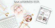 Vaaleansävyiset vauvantarvikkeet / Vaaleansävyiset vauvantarvikkeet sinulle, joka rakastat pehmeitä ja harmonisia sävyjä vauvanhuoneen sisustuksessa!