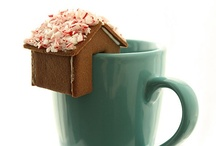 gingerbread house ideas we like! / A collection of inspiring and beautiful gingerbread house creations that we like.