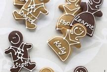 wedding cookie-placecards