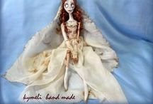 Art & Kymeli's art dolls
