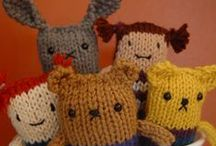 Idées tricot / Des envies, des idées pour de futures réalisations au tricot