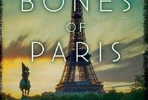 BONES OF PARIS by Laurie R. King / Le Gai Paree! Setting the Stage of Paris 1929's Audacious Atmosphere for Ms King's New Release 'BONES OF PARIS' Sept 10th .  Featuring Harris Stuyvesant, ex-Bureau of Investigation agent, investigating the disappearance of a young American Flapper in 1929 Paris.