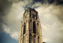 Rotterdamse grootheden / Waar herken je Rotterdam aan? Aan deze landmarks!