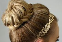 Hair / Gorgeous hairstyles and other hair stuff