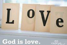 #LetGODLoveYou . . . / Living Confident of the Goodness, Grace & Love of God ! #LetGodLoveYou <3  #AConfidentHeart  #Devotional  by Renee Swope at reneeswope.com