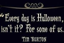 This is Halloween / ... my favorite holiday!