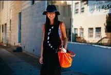 S.F. Street Style / A look at S.F.'s inimitable, eclectic style. / by SFGate