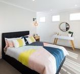 Bedrooms / Design, decorating and colour trend ideas for your bedroom!