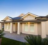 Facades / The elevation of your home is what sets the scene!