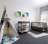 Kids Bedrooms / Room inspiration for the children.