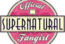 Supernatural / Because I am shamelessly obsessed ;)
