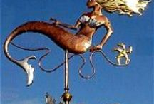 whirligigs, weathervanes and automata