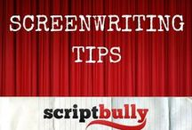 Screenwriting Tips / Screenwriting tips and strategies for learning how to write a screenplay that'll get noticed (and possibly help you get paid.)