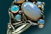 I love opals !!! / Jewellery with opals