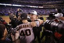 S.F. Giants Highlights / Spirited fans, postseason photos and the journey to a World Series dynasty.  / by SFGate