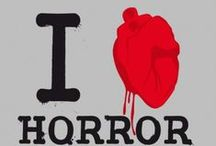 Horror / Because I love all things creepy and scary... movies, books, stories... anything! Enter at your own risk... muahahahaha!