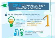 Renewable Energy / Cleaner Energy Sources, Lessened Carbon Footprints and a Better Planet!