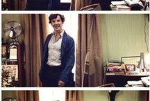 Sherlock Holmes / by Destiny Eash