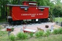 Railcar and Caboose Homes