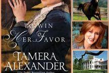 TO WIN HER FAVOR ~ Belle Meade Plantation Novel 2 ~ by Tamera Alexander / ~ A Belle Meade Plantation standalone Novel ~