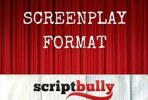 Screenplay Format / Learn the ins and out of screenplay format, one devastatingly awesome pin at a time.