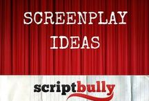 Screenplay Ideas / The best little nuggets of creativity that screenwriters can use to boost their screenwriting - and come up with killer screenplay ideas.