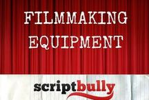 Filmmaking Equipmemt / All the filmmaking equipment that is on my wishlist...and will help me rule the world.