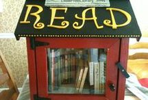 Little FREE Libraries / Building Community via Neighbourhood Little Free Libraries  ~ Creatively Reusing | Recycling | Repurposing