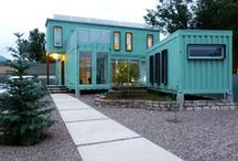 Shipping Container Projects