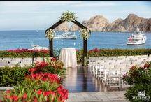 Weddings at Hotel Casa Dorada. / Amazing moments! Cabo San Lucas, México.