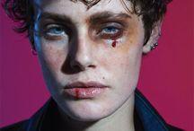 Bruises/Injured/Blood