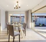 Dining / Design, decorating and colour trend ideas for your dining area!