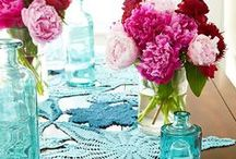 Colorful Cottage Style / Colorful home decorating ideas and inspiration