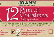 12 Pins of Christmas / by Kim L