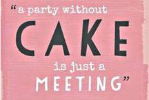 Cakes / by Keri Smith