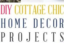 DIY Projects / DIY Projects & Painted Furniture Makeovers for your Home Sweet Home
