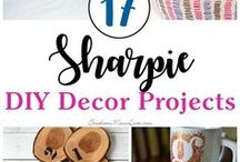 Craft Ideas / Crafty Things That You Can Make! Easy crafts, Dollar store crafts, recycled crafts, homemade crafts, crafts for the home, rustic crafts