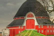 Barns / Barn Love / by A Cultivated Nest
