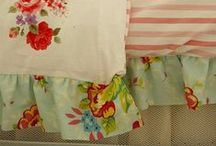 Linens, Pillows, Tablecloths, Curtains / All things pillows, curtains, tablecloths, linens of all kinds.