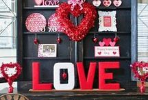 Valentine Day Ideas / Valentine decorating ideas, printables, treats. All things Valentine! / by A Cultivated Nest