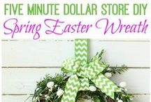 Wreaths / Wreaths and Door Decor For All Seasons / by A Cultivated Nest