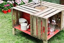 Upcycle/Repurpose Ideas / Don't throw it out! Upcycle or Repurpose it! / by A Cultivated Nest