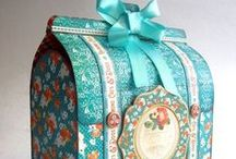 Gift Bags & Boxes Tutorials