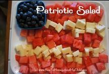Holidays-Memorial Day/July 4 / fun ideas for 4th of july & memorial day