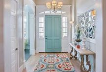 Foyers & Entry Ways / Inspiration For Foyers & Entry Ways / by A Cultivated Nest