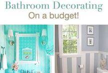 Bathroom Design Ideas / Bathroom desings / by A Cultivated Nest