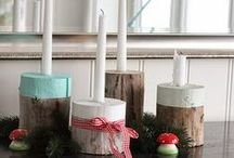Candles / Candle Decor Inspiration / by A Cultivated Nest
