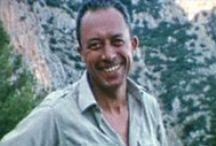 Albert Camus / Homenaje a Albert Camus, l'homme révolté,  en el centenario de su nacimiento, (1913-2013). Fotografías, textos, fragmentos de documentales y la propia voz de Albert Camus conforman un mosaico con la obra y la vida de este hombre excepcional.