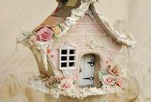 Handmade Houses.